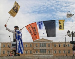 2_November_2012_Demonstration_Outside_Greek_Parliament_Assigned_Photojournalism_Small011