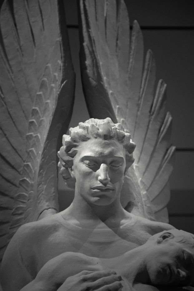 """Angel of Resurrection"""